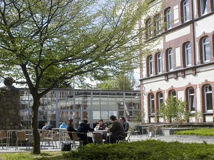Foto der Außenanlagen