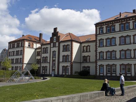 Foto vom Hauptgebäude