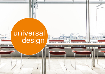 Universal Design Award + Consumer Favorite 2013