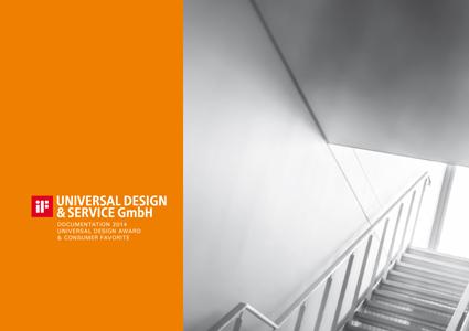 Universal Design Award + Consumer Favorite 2014