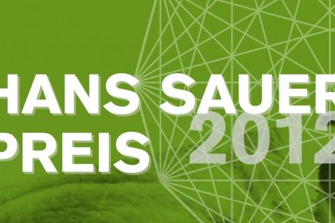 Hans-Sauer-Preis 2012