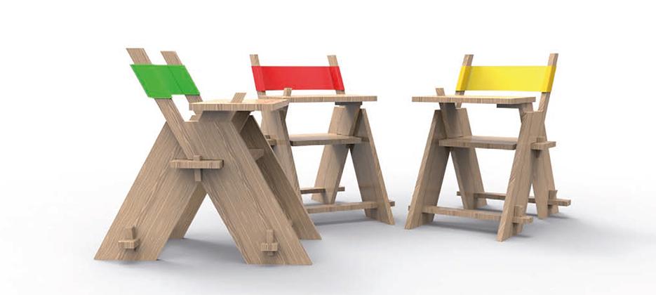 Stuhl Und Tisch soziale stadtbausteine ilona rubinstein stuhl tisch kombination