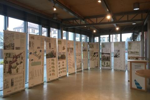 """Ausstellung """"Wohnraum schaffen 2016″"""